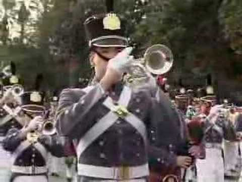 Virginia Military Institute Marching Band - 2008 Rose Parade
