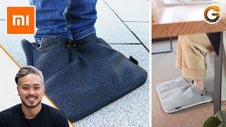 Xiaomi YOUPIN Fußwärmer: NIE wieder kalte Füße!