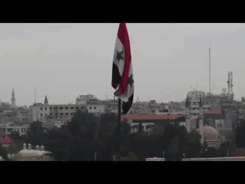 Timelapse Damascus 2017