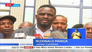 Mariga cleared to run for Kibra by election
