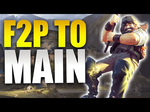 Fishing Grind & Rune Salvaging | F2P To Main Account Episode 5 Season 2 (Albion Online)