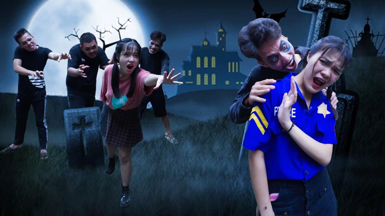 8 Cách Sống Sót Khỏi Ngày Tận Thế Zombie | Trò Đùa Zombie Vui Nhộn #2 | Zin and Bin