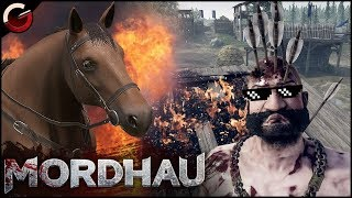 FUNNY MOMENTS IN MORDHAU! Epic Funny TROLL Montage | Mordhau Gameplay