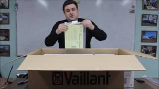 видео газовые котлы Vaillant