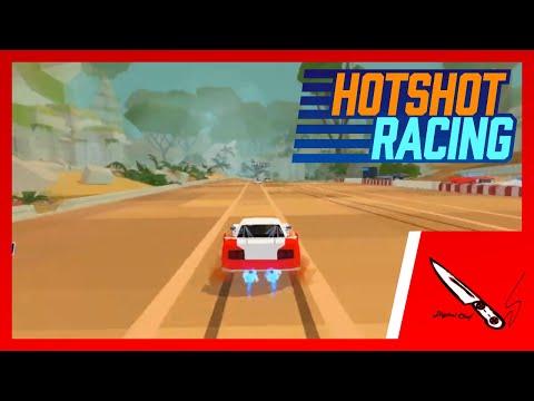 Hotshot Racing Gameplay - Tour Grand Prix Hard |