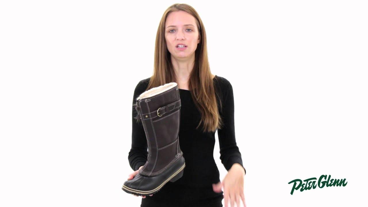 e9deb5275 2014 Sorel Women's Winter Fancy Tall 2 Boot Review by Peter Glenn ...