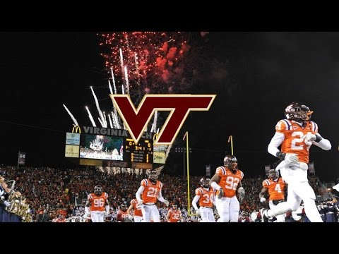 "Virginia Tech Hokies Football Pump-Up 2015-16 |""Don"