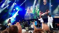 Santana at Kaisaniemen puisto, Helsinki June 18,2018 full concert