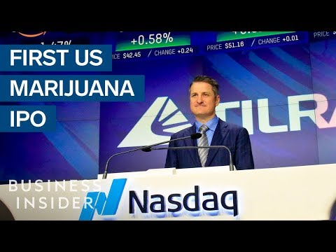 Interview With The CEO Of The First Cannabis Company To IPO In The US