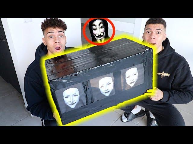 MYSTERY BOX VOM GAME MASTER BEKOMMEN !!!   PrankBrosTV