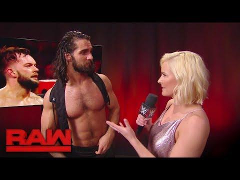 Seth Rollins wants the Intercontinental Championship: Raw, Feb. 26, 2018