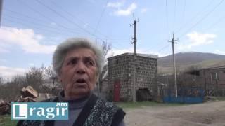 Լոռվա գյուղերում մեծ է աղքատությունն ու արտագաղթը