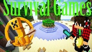 Minecraft survival Games #2 Team de 5?!