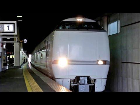 【683系】 金沢駅 接近メロディ~発車メロディ + 特急「サンダーバード10号」発車 / JR西日本