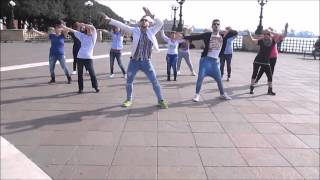 MADRE TIERRA CHAYANNE VIDEO CLIP ZUMBA FITNESS (ITALY)