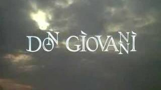 Losey's Don Giovanni (1979)-- Trailer