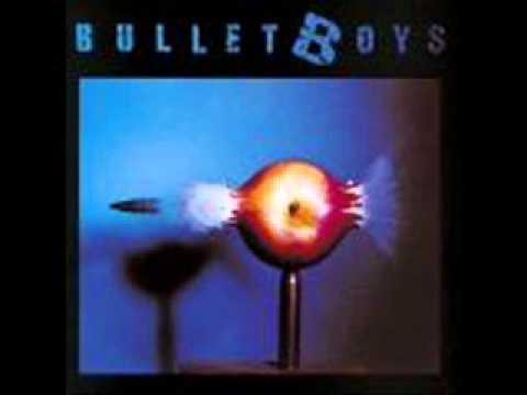 Bullet Boys - Hard As A Rock.