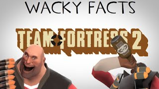 WACKY FACTS - Team Fortress 2