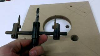 Tablesaw Router Extension Wing Part 5