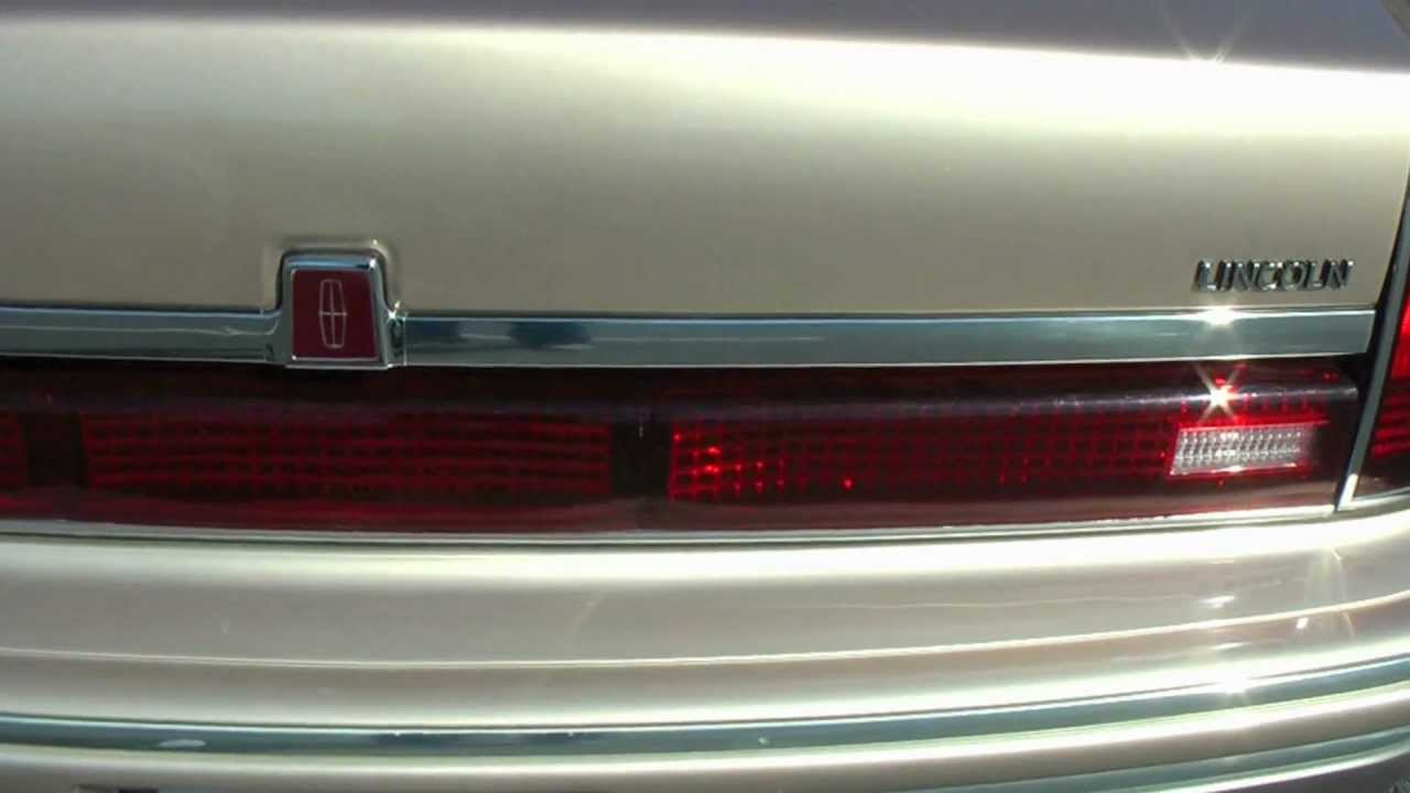1993 Lincoln Town Car For Sale Car Has Sold Youtube