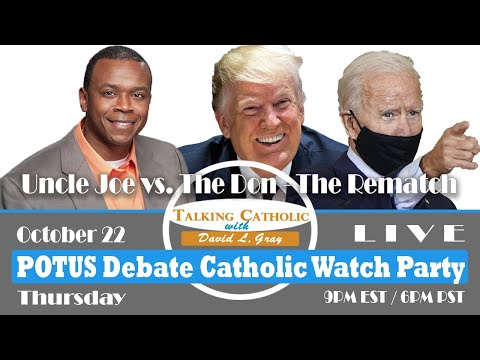 LIVE: Presidential Debate Watch Party 10/22/2020 - (Belmont University, Nashville, TN)
