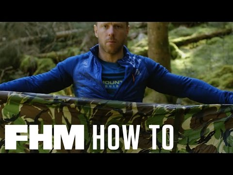 Andy Torbet's Adventure Survival Skills - Taking Shelter