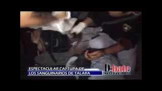 ´Los Sanguinarios´ de Talara son capturados luego de espectacular persecución