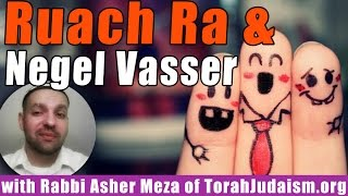 Negel Vasser and Ruach Ra