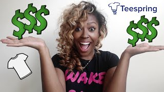 HOW I MADE THOUSAND$$ SELLING T-SHIRTS! | STORYTIME