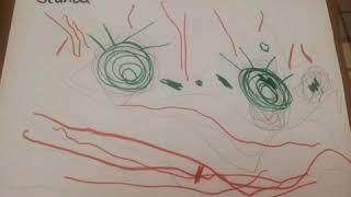 Scandi by Mari Efa age 3. Song by Bill Taylor-Beales