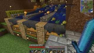 Minecraft (kash) эпизод #5 - Вокзал, деревня, порт!