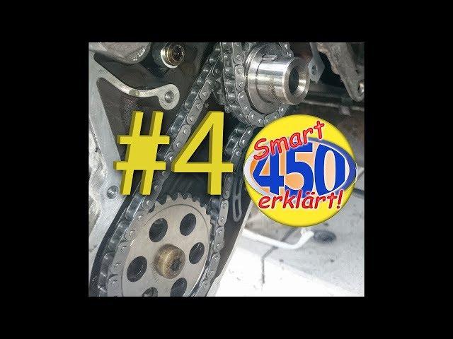 Smart Fortwo 450 Motorreparatur Teil 4 Motor Reparatur Revision Motorüberholen Steuerkette Ölpumpe