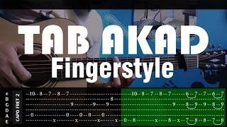 Download lagu Akad - Payung Teduh - Cover (Fingerstyle Cover) + TABS Tutorial (Tab Untuk Belajar) by vvxo