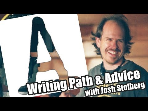Josh Stolberg's path to screenwriting and advice to aspiring writers