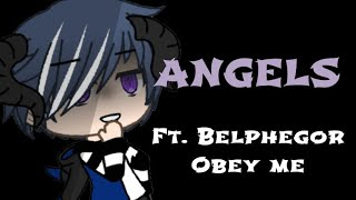 [LESSON SPOILERS] Angels GLMV || Ft. Belphegor || Obey Me Gacha Life