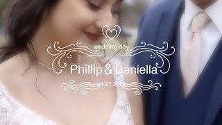 20190427 Daniella&Philip's Wedding Trailer