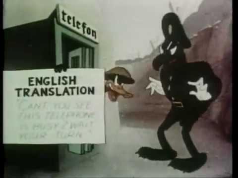 Daffy The Commando - Norsk Dubbet