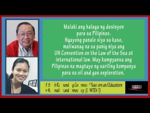 ITANONG MO KAY PROF: ITLOS at ang panalo ng Pilipinas laban sa China