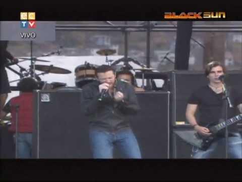BLACK SUN DEHUMANIZED EN VIVO - LIVE (QUITOFEST 2012)