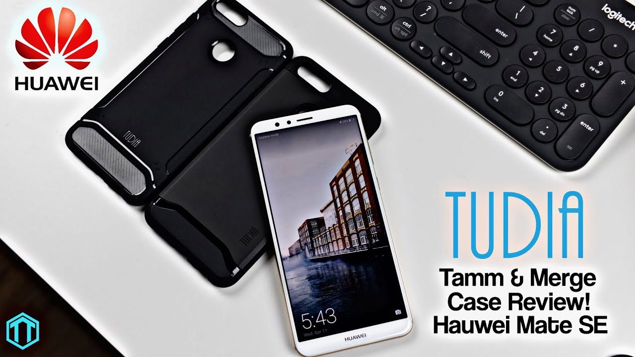 new product 564ed 1c11c Huawei Mate SE Tudia Tamm & Merge Case Review!