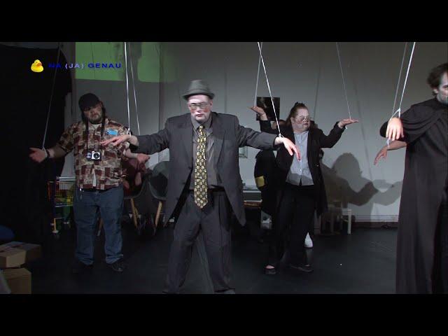NA (JA) GENAU - Trailer - Theater Delphin