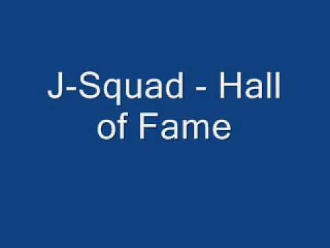 J-Squad - Hall Of Fame