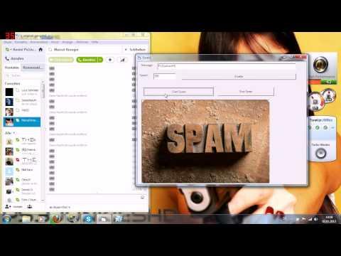 Spam Programm Für Alle Netzwerke & Jeden Chat ! (german/deutsch) [No Survey/Virenfrei]