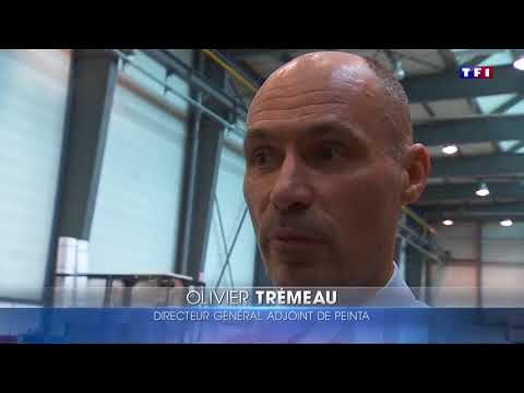 [PEINTA passe au JT de 20h de TF1 ] & [PEINTA RECRUTE !!]