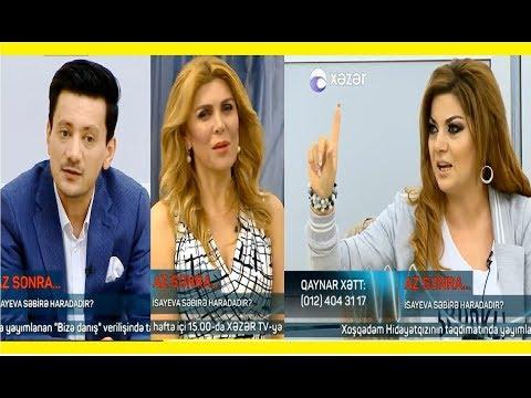 Bize danis / Terane Qumral ve Serxan Keremoglu (13 06 2017) Bizə danış