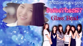 【Sweetheart】 Glass Bead