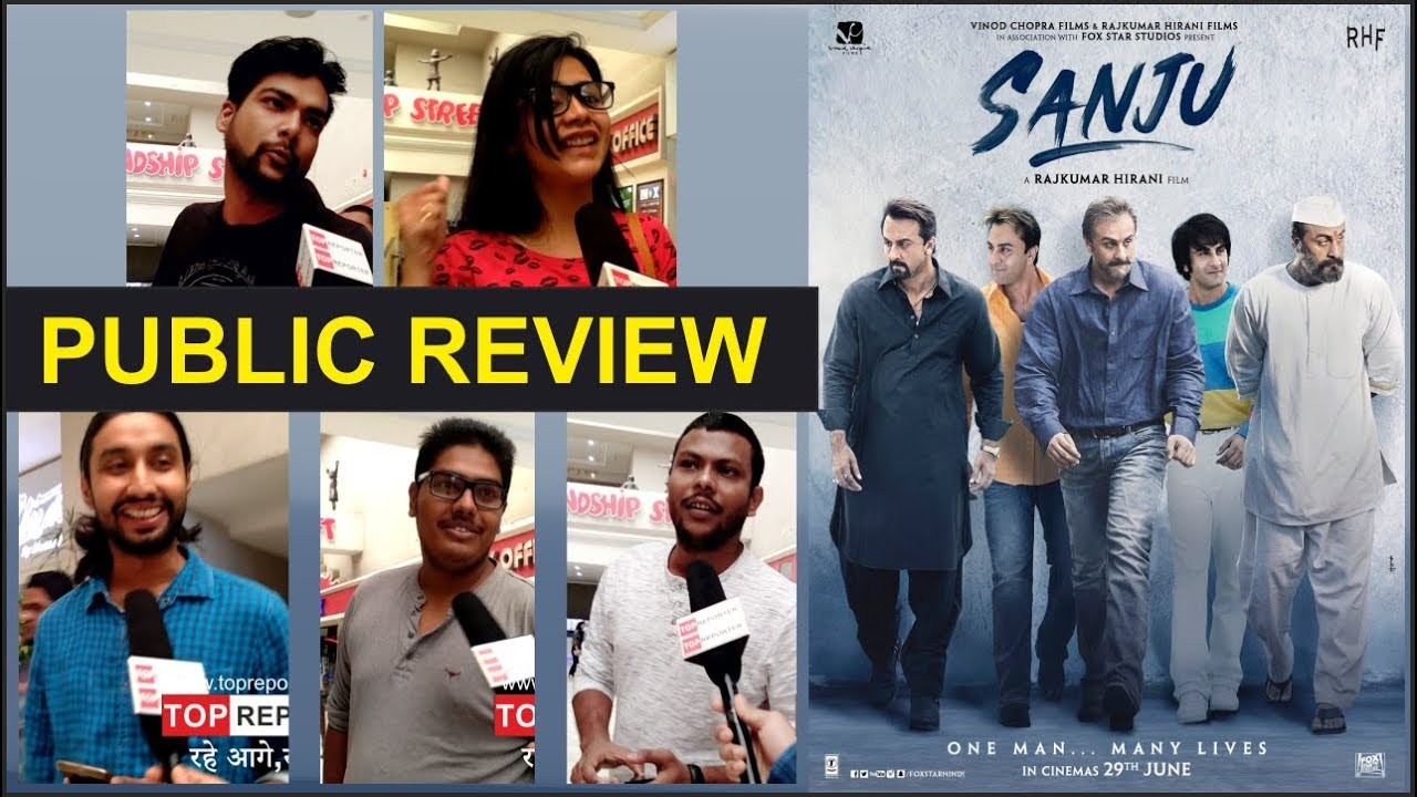Sanju movie first day show I Ranbir Kapoor I Rajkumar Hirani