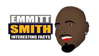 Emmitt Smith: Facts about the Dallas Cowboys Running Back for Students | Educational Videos
