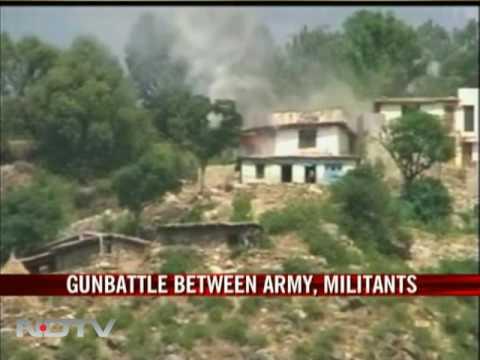 Doda encounter: Gunbattle between militants, army
