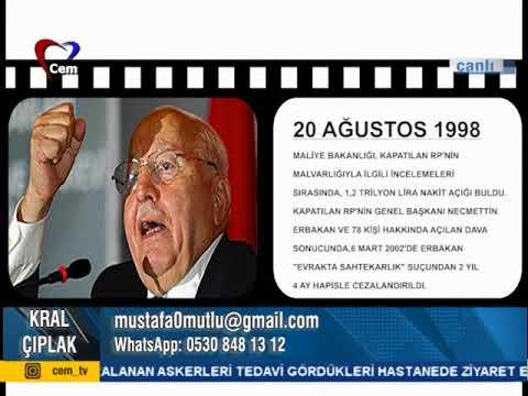 Mustafa Mutlu ile Kral Çıplak - Prof. Dr. Ümit Özdağ